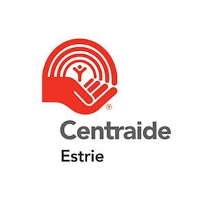 Logo Centraide Estrie