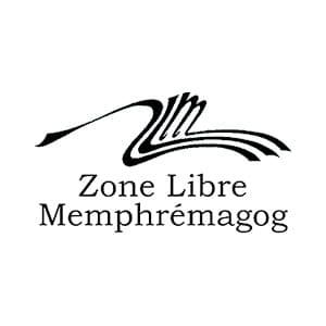 Logo Zone Libre Memphrémagog
